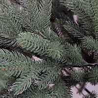 Spritzguss Weihnachtsbäume künstlich